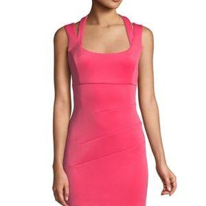 Guess Bodycon Halter Mini Dress